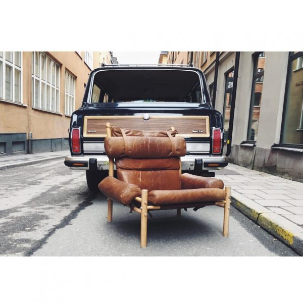 Vintage Inca from Norell Furniture. Design: Arne Norell.