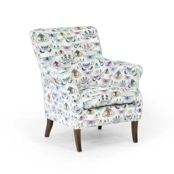Leo armchair by Norell Furniture Sweden