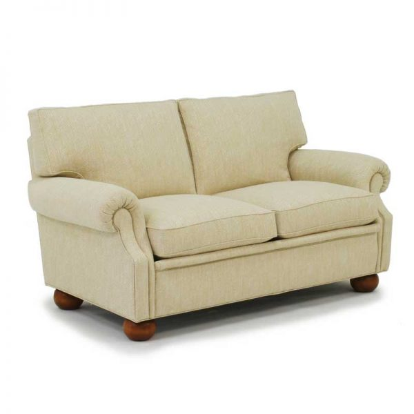 Plaza beige sofa by Norell Furniture