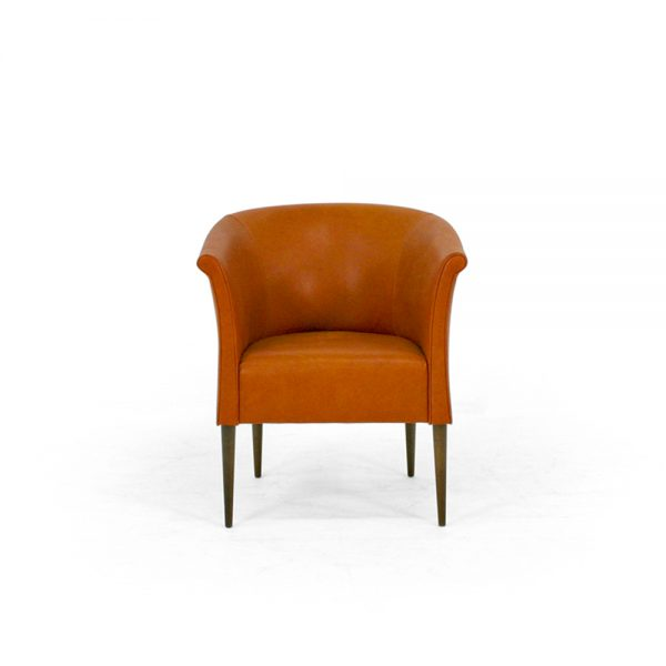 Cicci armchair by Norell Furniture in Sweden.
