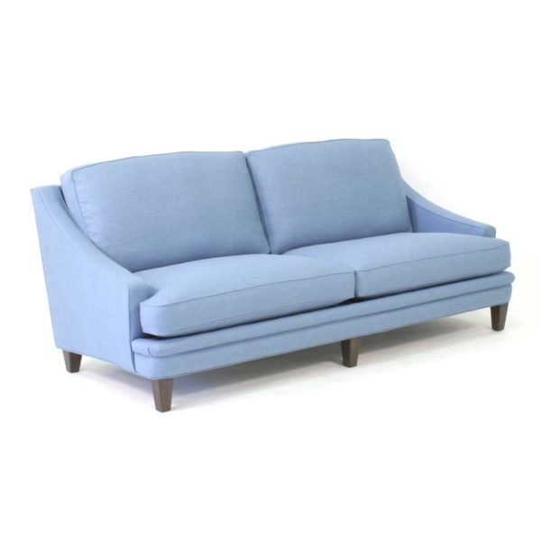Isolde sofa handmade by Norell Furniture, Sweden.