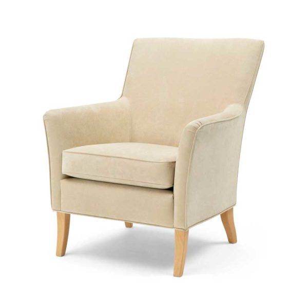 Leonardo armchair by Norell Furniture Sweden