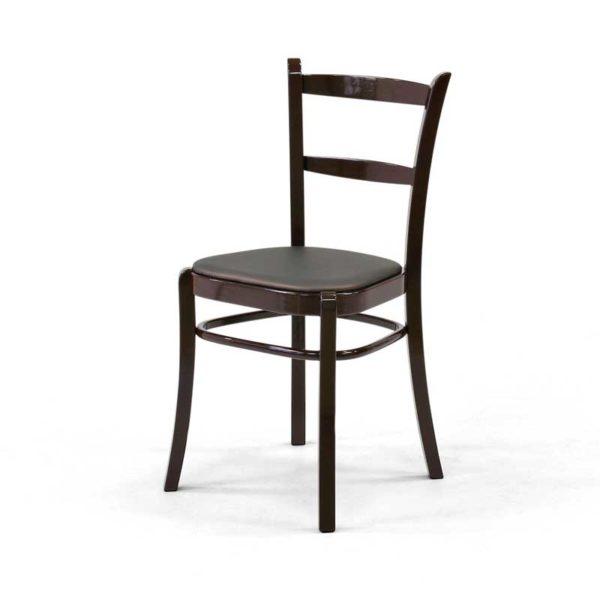 Paris chair, dark brown, Norell Furniture Sweden