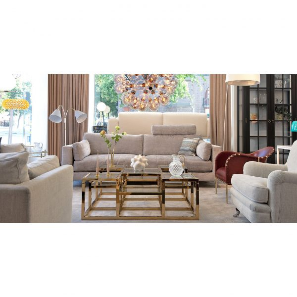 'Soft' sofa by Norell Furniture. (Photo instagram @vasahem)