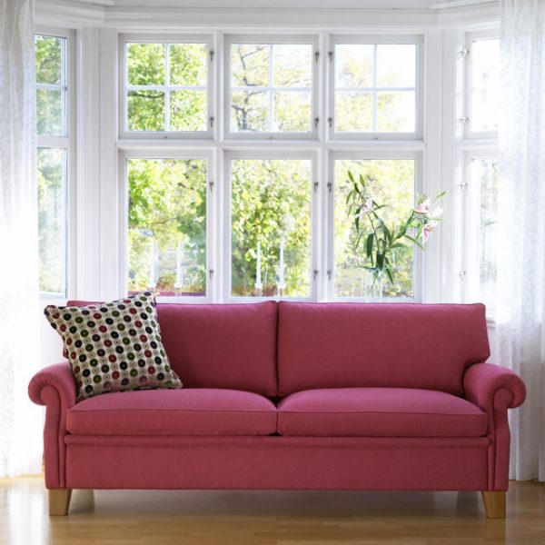 'Plaza' sofa by Norell Furniture