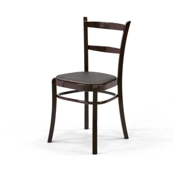 Paris chair, dark brown, Norell Furniture Sweden