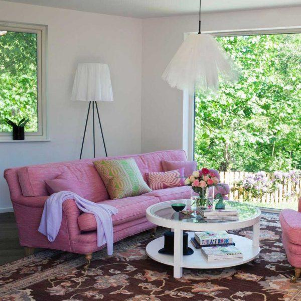 Romeo/Julia sofa and armchair