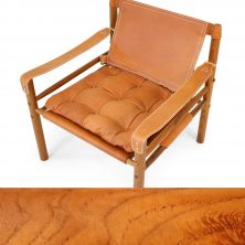 Oiled teak (only available for the Sirocco chair)