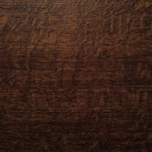 Dark brown wood stain